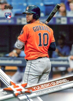 2017 Topps Update Series Baseball Variations Guide 199