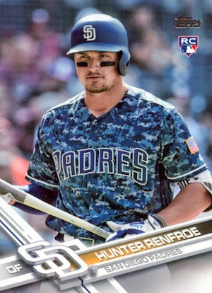 2017 Topps Update Series Baseball Variations Guide 210