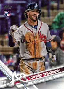 2017 Topps Update Series Baseball Variations Guide 134