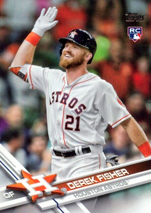 2017 Topps Update Series Baseball Variations Guide 54