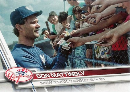 2017 Topps Update Series Baseball Variations Guide 1