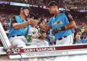 2017 Topps Update Series Baseball Variations Guide 152