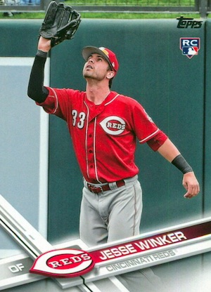 2017 Topps Update Series Baseball Variations Guide 154