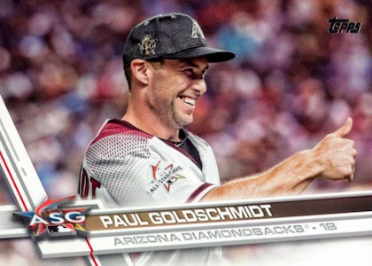 2017 Topps Update Series Baseball Variations Guide 159
