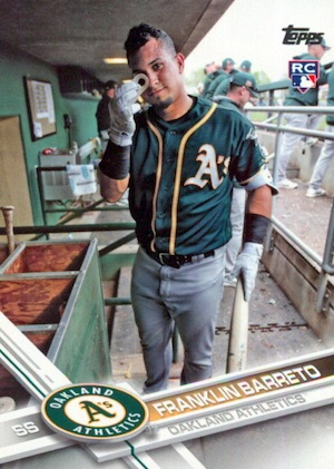 2017 Topps Update Series Baseball Variations Guide 161