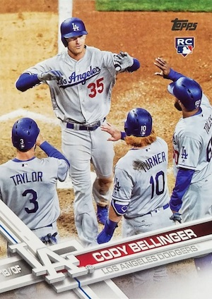 2017 Topps Update Series Baseball Variations Guide 42