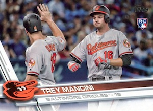 2017 Topps Update Series Baseball Variations Guide 219