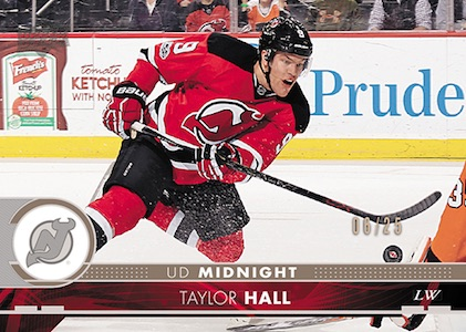 2017 Upper Deck Fall Expo Hockey Promo Cards - Checklist Added 1