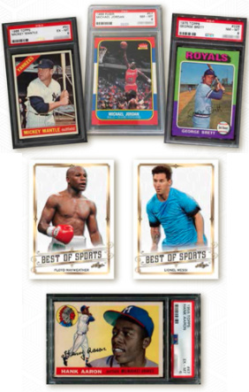 2018 Leaf Best of Sports Trading Cards 1