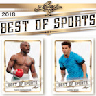 2018 Leaf Best of Sports Trading Cards