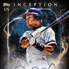2018 Topps Inception Baseball Cards