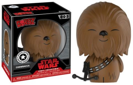 Ultimate Funko Dorbz Star Wars Figures Checklist and Gallery 7