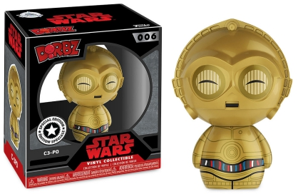 Ultimate Funko Dorbz Star Wars Figures Checklist and Gallery 9