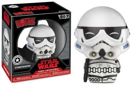 Ultimate Funko Dorbz Star Wars Figures Checklist and Gallery 10