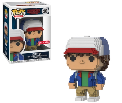 Funko Pop Stranger Things Checklist, Variants, Exclusives List, Gallery