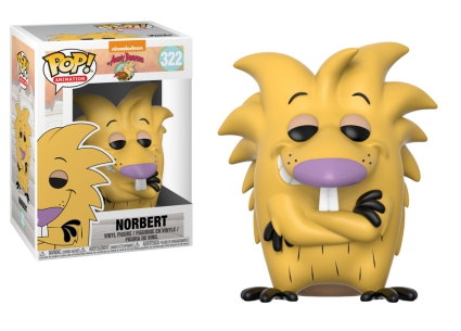 2017 Funko Pop Angry Beavers Vinyl Figures 24