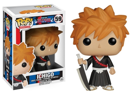 Funko Pop Bleach Vinyl Figures 3