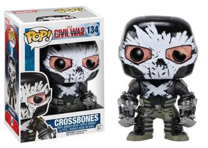 Funko Pop Crossbones Vinyl Figures 1