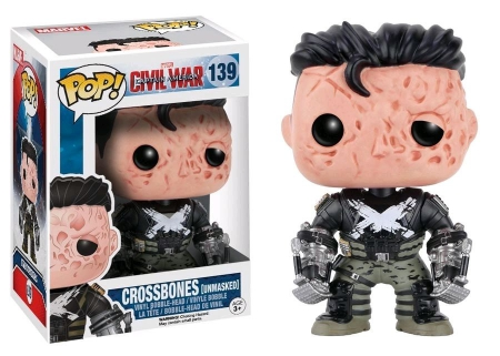 Funko Pop Crossbones Vinyl Figures 24