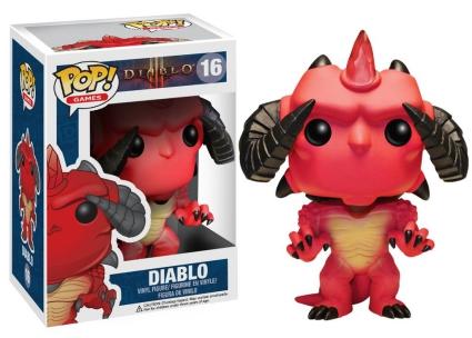 Funko Pop Diablo