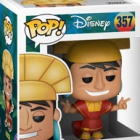 Funko Pop Emperor's New Groove Figures