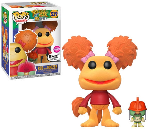 Funko Pop Fraggle Rock Vinyl Figures 5