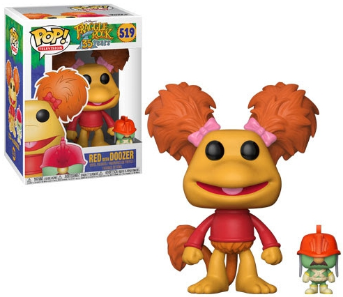 Funko Pop Fraggle Rock Vinyl Figures 4
