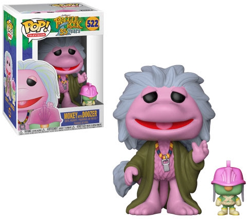 Funko Pop Fraggle Rock Vinyl Figures 8