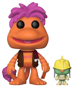 Funko Pop Fraggle Rock Vinyl Figures 1