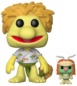 Funko Pop Fraggle Rock Vinyl Figures 2