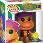 Funko Pop Fraggle Rock Vinyl Figures