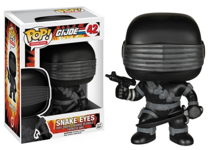 Funko Pop G.I. Joe Vinyl Figures 21