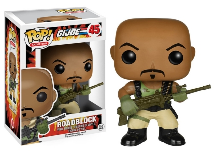 Funko Pop G.I. Joe Vinyl Figures 25