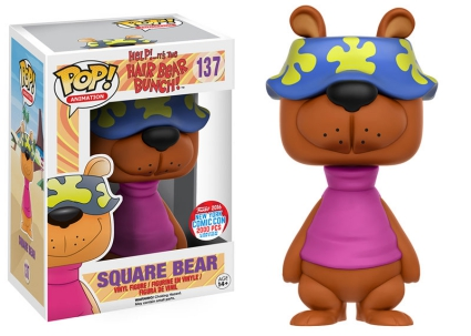 Funko Pop Hair Bear Bunch Vinyl Figures 25
