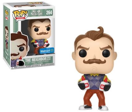 Funko Pop Hello Neighbor