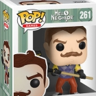 2017 Funko Pop Hello Neighbor Vinyl Figures