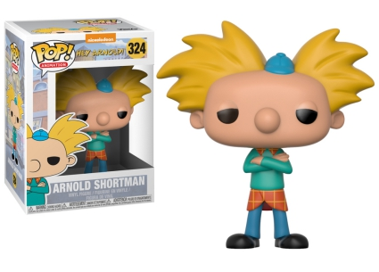 Funko Pop Hey Arnold Vinyl Figures 3