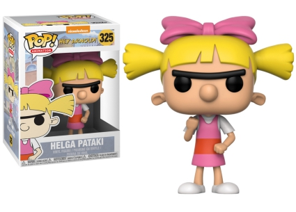 Funko Pop Hey Arnold Vinyl Figures 4