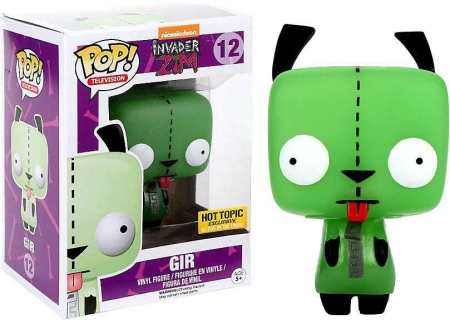 Funko Pop Invader Zim Vinyl Figures 21