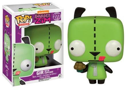 Funko Pop Invader Zim Vinyl Figures 23