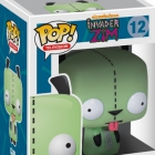Ultimate Funko Pop Invader Zim Figures Gallery and Checklist
