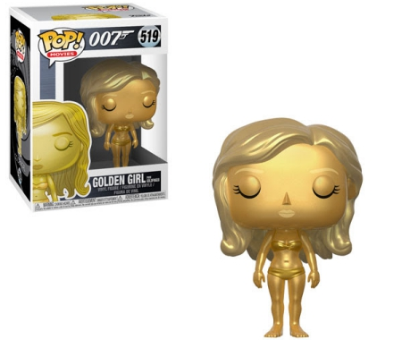 Funko Pop James Bond Vinyl Figures 22