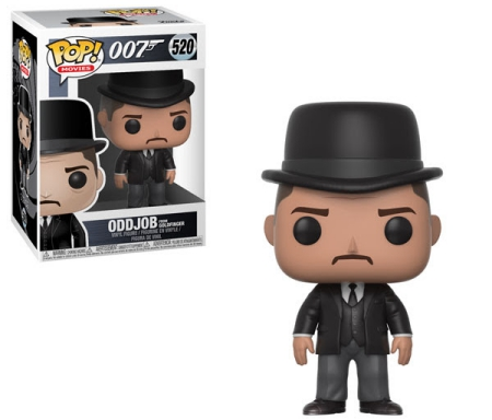 Funko Pop James Bond Vinyl Figures 23