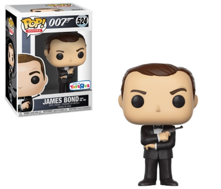 Funko Pop James Bond Vinyl Figures 27