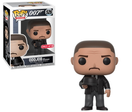 Ultimate Funko Pop James Bond Vinyl Figures Guide 11