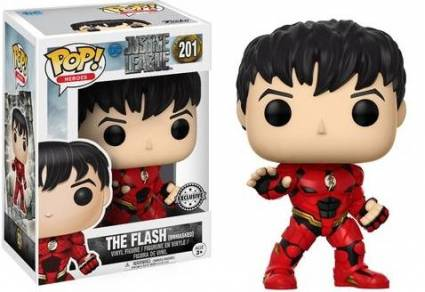 Funko Pop Justice League Vinyl Figures 23