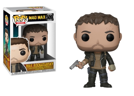 Funko Pop Mad Max Fury Road