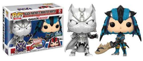 2017 Funko Pop Marvel vs Capcom Infinite Vinyl Figures 21