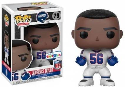 Ultimate Funko Pop NFL Football Figures Checklist and Gallery - 2020 Legends Figures 111
