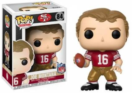 Ultimate Funko Pop NFL Football Figures Checklist and Gallery - 2020 Legends Figures 117